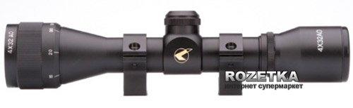 Оптичний приціл Gamo 4х32 AO WR Compact (VE4x32AOWRC) - зображення 1