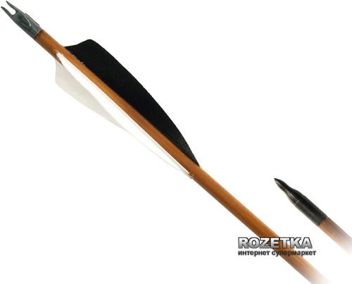 Стріли Bearpaw Standard Spruce Arrow I 5 штук (40058) - зображення 1