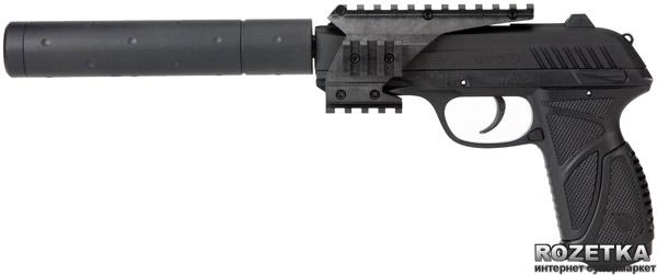 Пневматический пистолет Gamo PT-85 Socom Blowback (6111386) - изображение 1