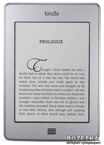 Amazon Kindle Touch with Special Offers - изображение 1