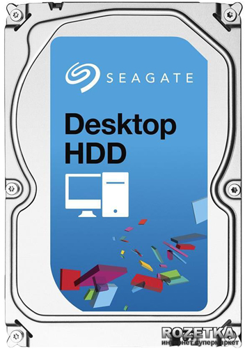 Жесткий диск Seagate Desktop HDD 7200.14 2TB 7200rpm 64MB ST2000DM001 3.5 SATAIII - изображение 1
