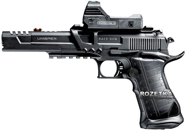 Пневматический пистолет Umarex Racegun+ (5.8161-1) - изображение 1