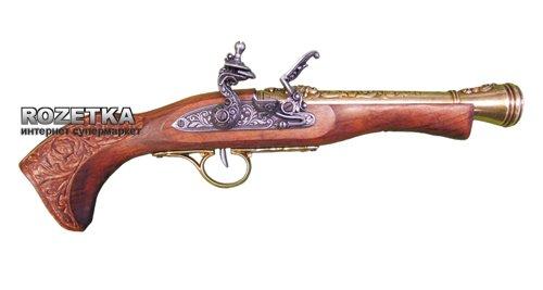 Макет пістолета Flintlock blunderbuss, 18 століття, Denix (01/1110L) - зображення 1
