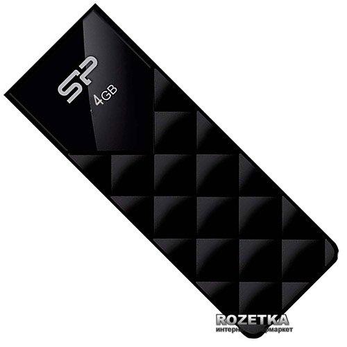 Silicon Power Ultima U03 4GB Mystery Black (SP004GBUF2U03V1K) - изображение 1