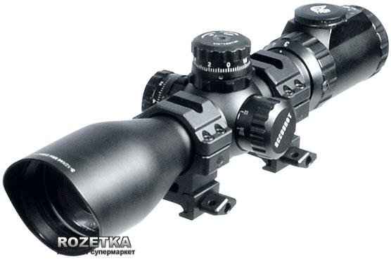 Оптичний приціл Leapers Accushot CQB 3-12х44 (23700869) - зображення 1