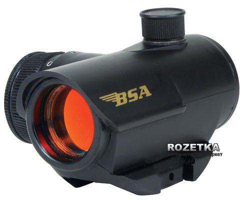 Коліматорний приціл BSA Red Dot RD20 (21920212) - зображення 1