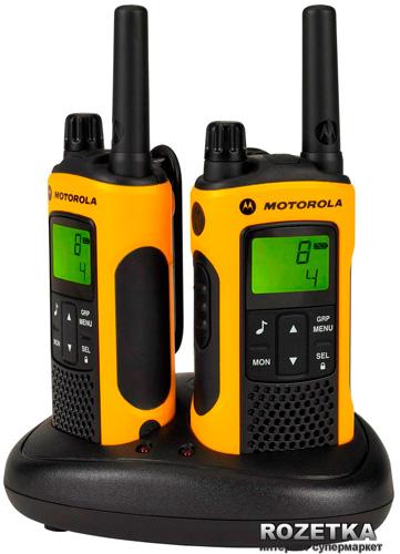 Рация Motorola TLKR T80 Extreme - изображение 1