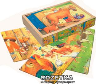 Пазлы в коробке Stallanimo Bino (88092) - изображение 1