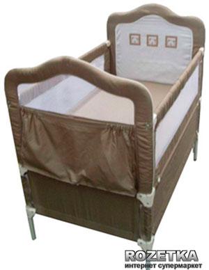 Металлическая кроватка Geoby TLY-900R-B22 (7_297) - изображение 1