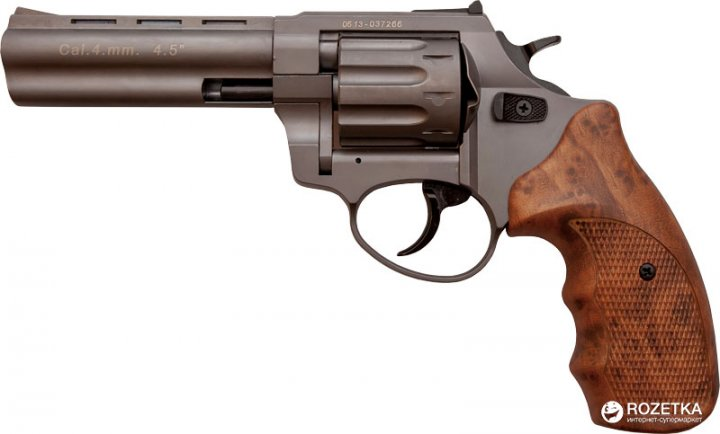 "Револьвер Stalker Titanium 4.5"" GT45W (38800008) - зображення 1"