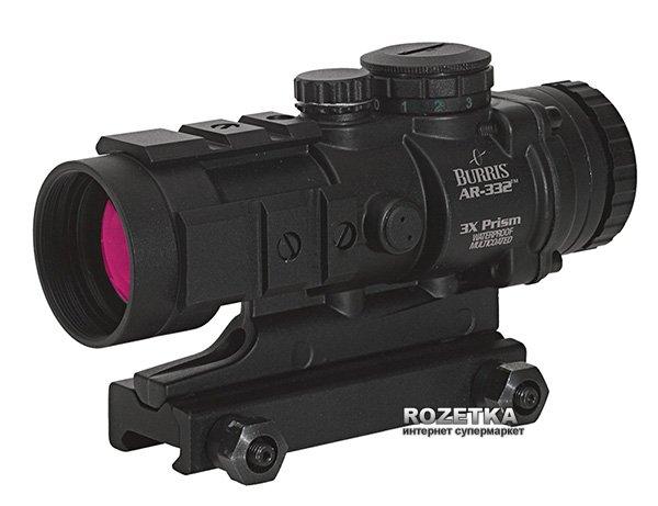 Коліматорний приціл Burris AR-332 3x32 (300208) - зображення 1