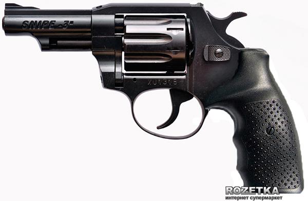 "Револьвер Zbroia Snipe 3"" (резина-металл)"" - изображение 1"