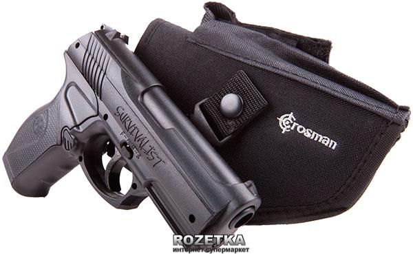 Пневматичний пістолет Crosman Survivalist (40121) - зображення 1