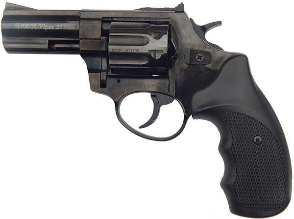 """Револьвер Ekol Viper 3"""" Black - зображення 1"""