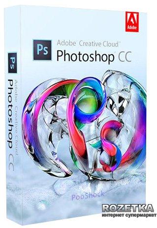 Adobe Photoshop CC ALL COM VIP Multiple Platforms MEL Licensing Subscription VIP 1 PROMO (65226005BA01A12) - изображение 1