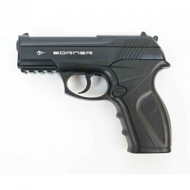 Пистолет пневматический Borner C-11 - изображение 1
