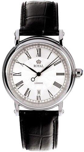 Чоловічий годинник ROYAL LONDON 40051-01 - зображення 1