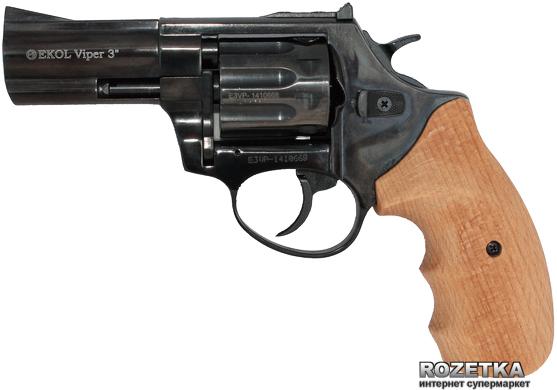 """Револьвер Ekol Viper 3"""" Black (бук) - изображение 1"""