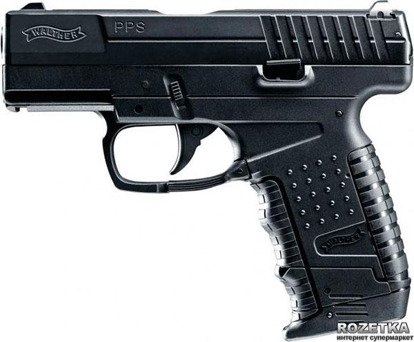 Пневматический пистолет Umarex Walther PPS (5.8139) - изображение 1