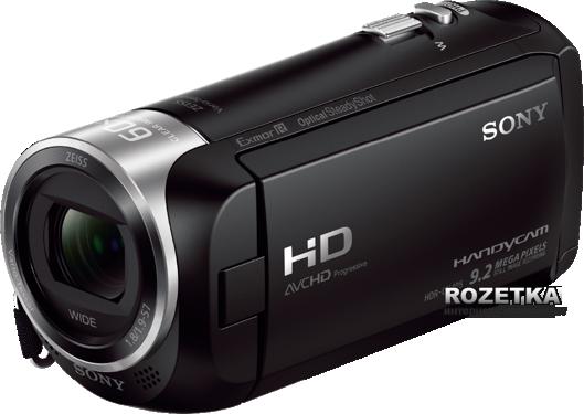 Відеокамера Sony HDR-CX405B Black (HDRCX405B.CEL) - зображення 1