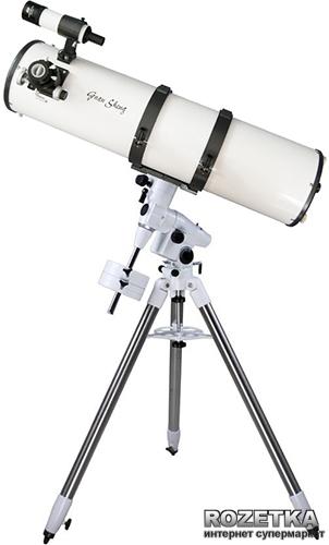 Arsenal-GSO 203/1000, рефлектор Ньютона (GS P2001 EQ5) - изображение 1