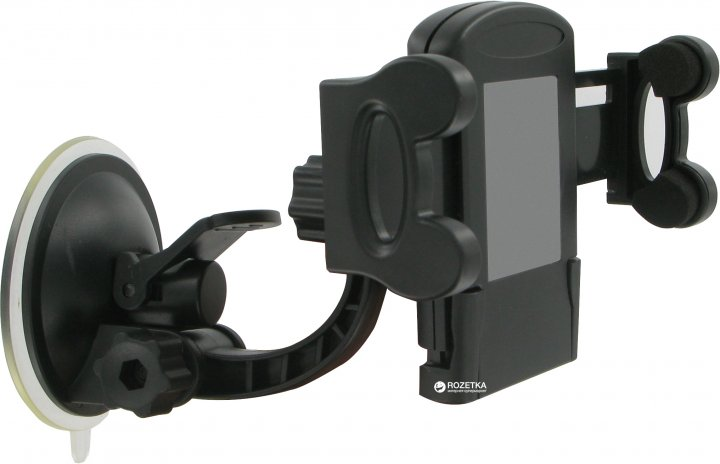 Автодержатель для телефона Kit Black (HOLSUCKT) - изображение 1
