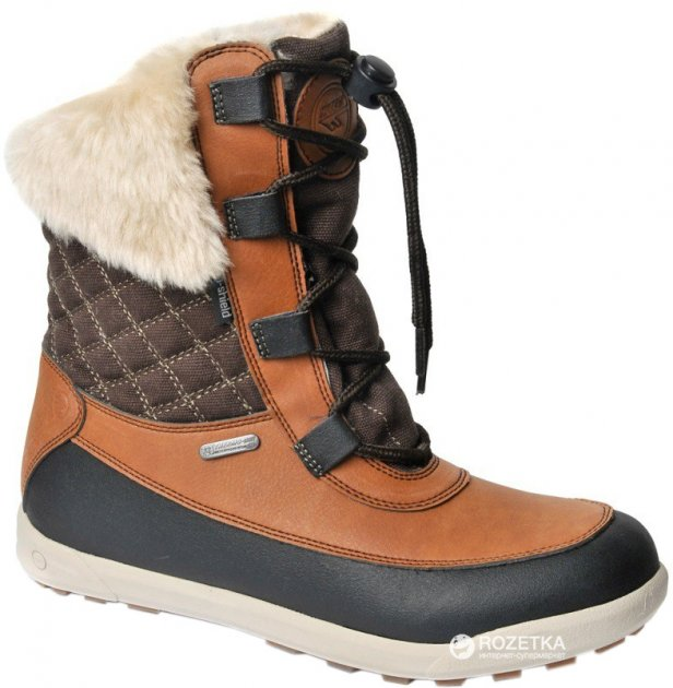 Ботинки Hi-Tec Dubois 200 I Wp Wos-Tan/Chocol 40 (5054142026454) - изображение 1