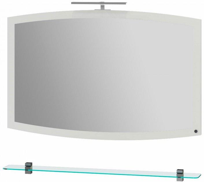Дзеркало BOTTICELLI SORIZO SRM-105 бiле - зображення 1
