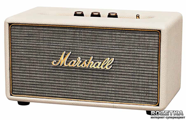 Акустическая система Marshall Loud Speaker Acton Bluetooth Cream (4091801) - изображение 1