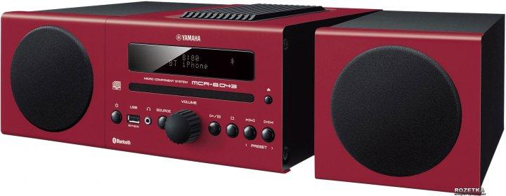 Yamaha MCR-B043 Red - изображение 1