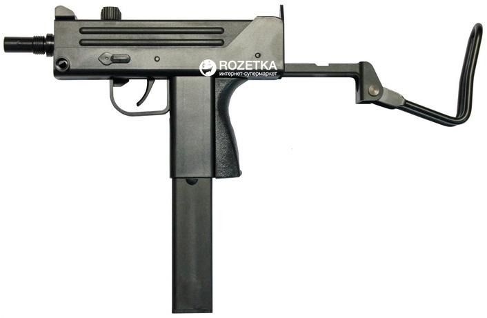 Пневматичний пістолет KWC UZI Mini (KM-55HN) - зображення 1