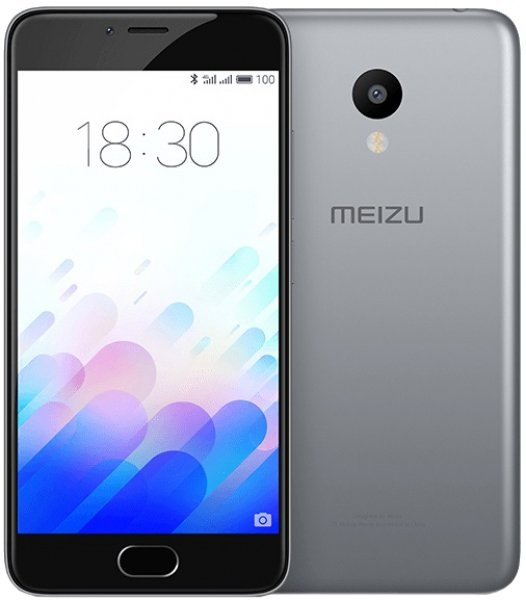 Meizu M3 2/16GB Gray (Азиатская версия) - изображение 1