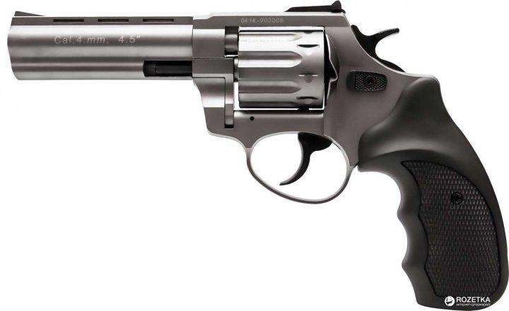 """Револьвер Stalker Titanium 4.5"""" Black (38800021) - изображение 1"""