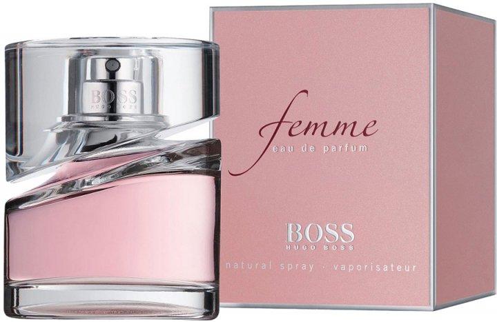 Парфюмированная вода для женщин Hugo Boss Femme 50 мл (737052041285) - изображение 1