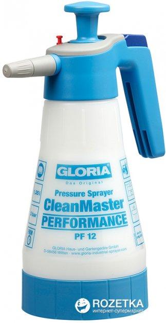 Опрыскиватель Gloria CleanMaster Performance PF12 1.25 л (81067/000616.0000) - изображение 1