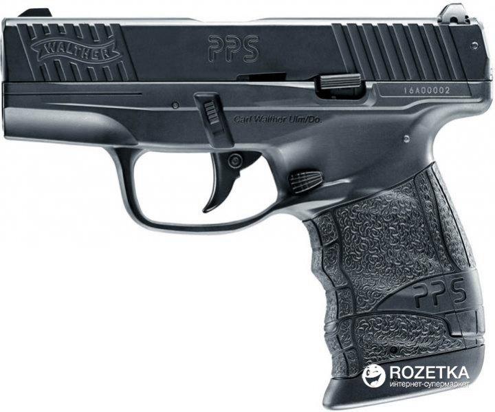 Пневматичний пістолет Umarex Walther PPS M2 (5.8314) - зображення 1