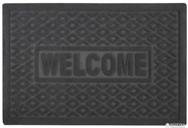 Придверный коврик Мой Дом TZR01453/Gr - изображение 1