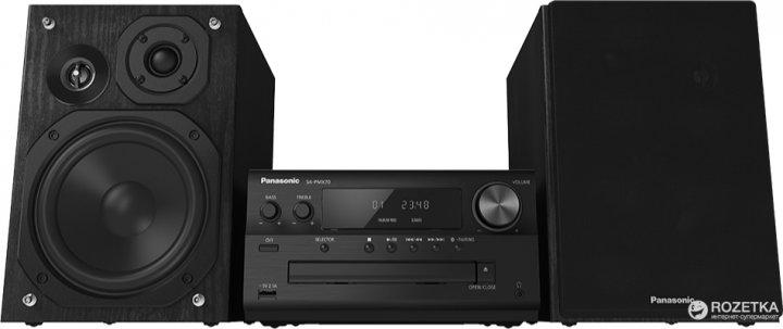 Panasonic SC-PMX70EE-K - зображення 1
