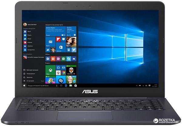 Ноутбук Asus VivoBook E402NA (E402NA-FA033T) Blue - изображение 1