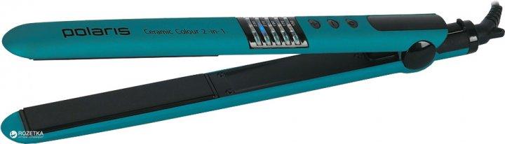 Щипцы для волос POLARIS PHS 2511K Turquoise - изображение 1