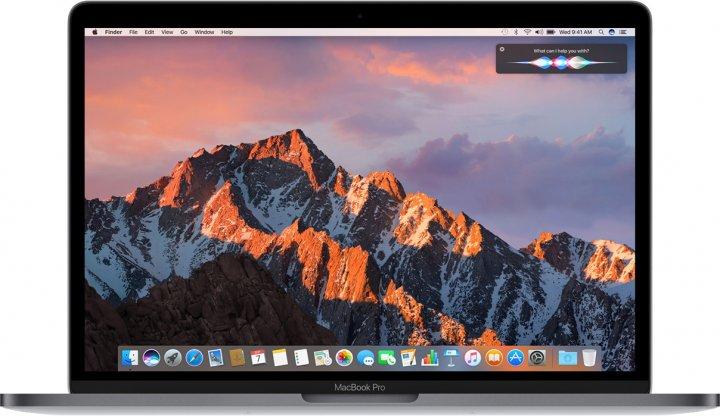 """Ноутбук Apple A1706 MacBook Pro TB Retina 13"""" (MPXV2UA/A) Space Gray - изображение 1"""