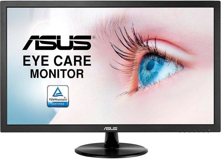"""Монітор 21.5"""" Asus VP228DE - зображення 1"""