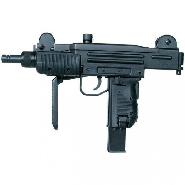 Пневматичний пістолет KWC Uzi KMB-07 - изображение 1