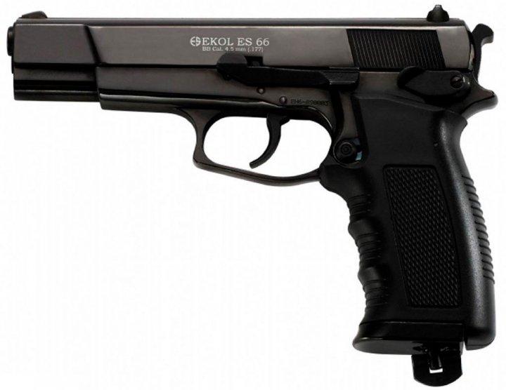 Пневматичний пістолет Ekol ES 66 - зображення 1