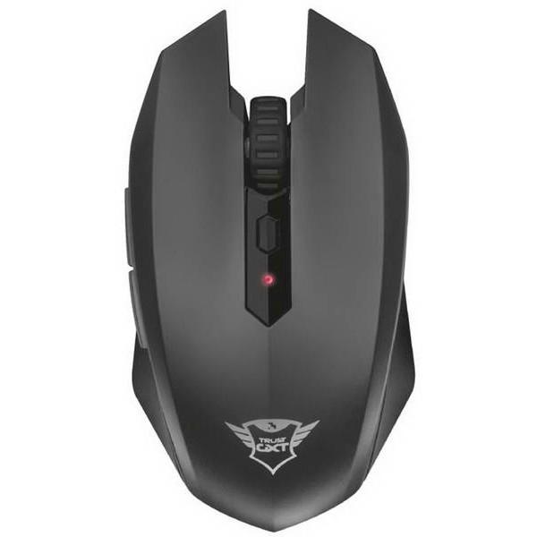 Миша бездротова Trust GXT 115 Macci (22417) Black USB - зображення 1
