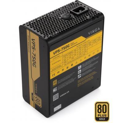 Блок живлення Vinga 750W (VPS-750G) - зображення 1