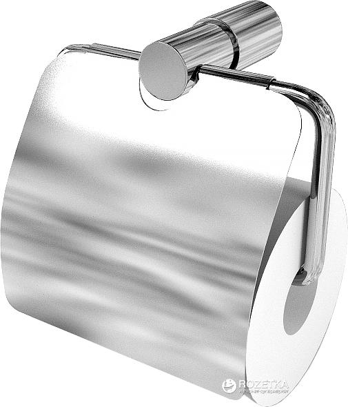 Тримач для туалетного паперу AQUA RODOS Маттео 8816 хром - зображення 1