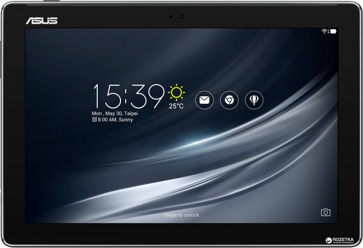 Планшет Asus ZenPad 10 2/16GB Wi-Fi Dark Gray (Z301M-1H013A) - изображение 1