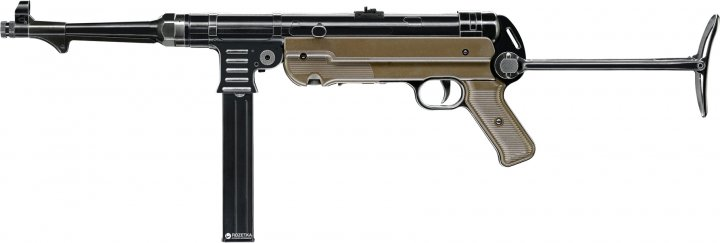 Пневматичний пістолет Umarex Legends MP German (5.8143) - зображення 1