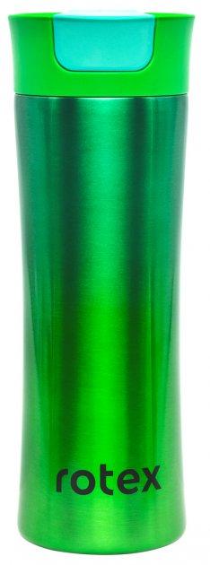 Термокружка Rotex Green 450 мл (RCTB-312/3-450)
